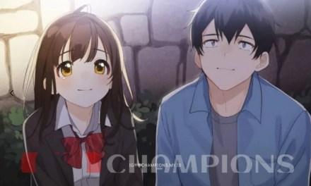 Akhir Cerita Anime Higehiro Menurut Light Novel Volume  Ke-5