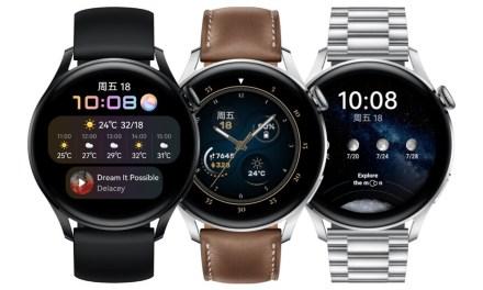 Review Huawei Watch 3 Pro