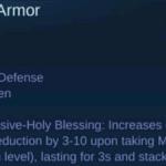 Radiant Armor MLBB, Item Baru yang Hadir di Project Next 2