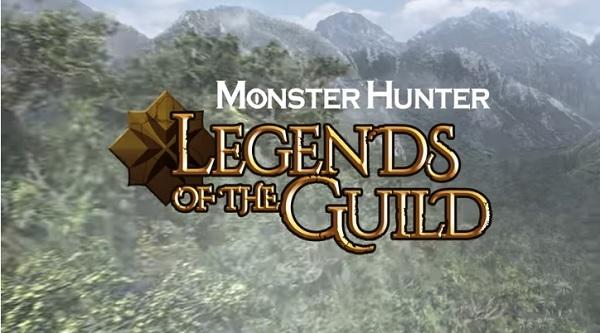 Monster Hunter Legends of the Guild Rilis Agustus di Netflix