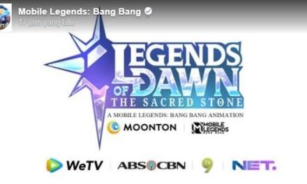 Legends Of Dawn The Sacred Stone Anime Adaptasi MLBB, Tanggal Rilis dan Lainnya