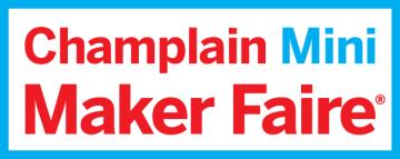 Champlain Mini Maker Faire logo