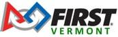 Vermont Robotics First Vermont logo