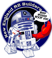 The New England R2 Builders Club