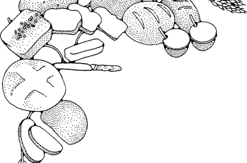 Tapenade-Artichoke Hearts on French Bread