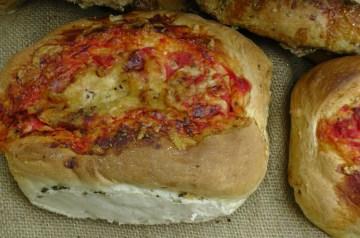 Fresh Tomato and Goats Cheese Quiche