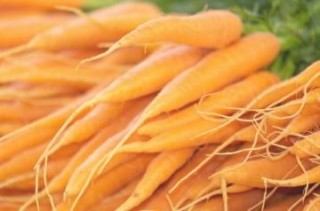 Bill's Slightly Glazed Carrots