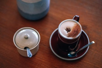 Mexican Spiced Coffee
