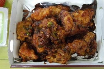 Spicy Creamy Coconut Clay Pot Chicken