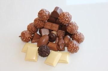 Aunt Pat's  Chocolate Butterscotch Candy