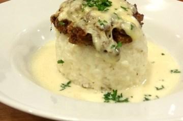 Creamy Rice Pudding (Microwave)