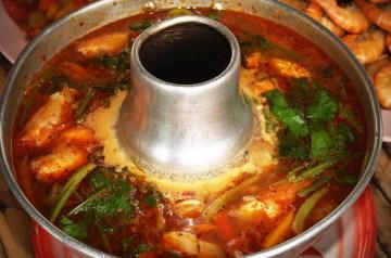 Spicy Tomato Jalapeno Soup