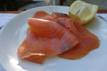 Lemon Herb Salmon