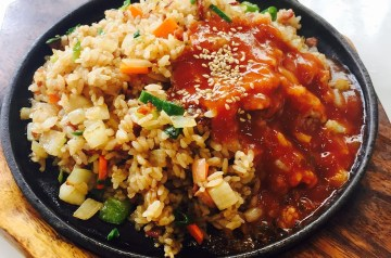 Chinese Fried Rice (The Real Deal)