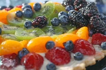 Very Blueberry Parfait