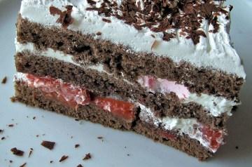German Fruit Cake Bottom