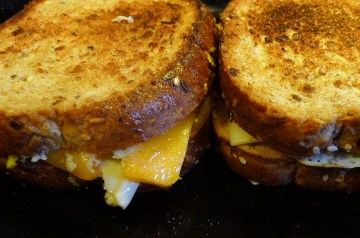 Southwestern Grilled Cheese