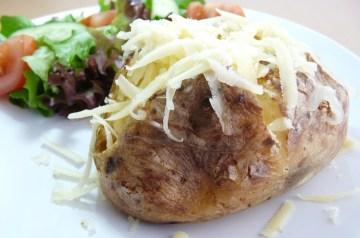 Mediterranean Baked Potato Topper