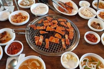 Grilled Korean Pork Chops (Omac)