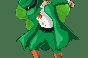 Leprechaun Quiche