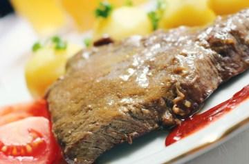 Roast Beef With Gravy