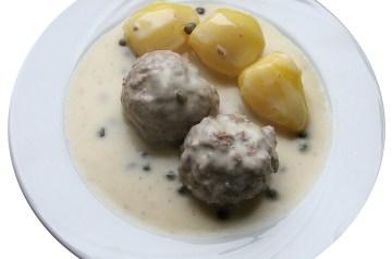 Beefy Mushroom Meatballs
