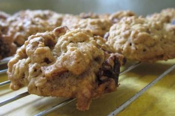 Grandma Lu's Oatmeal Cookies