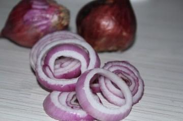 Crunchy Chili Onion Rings