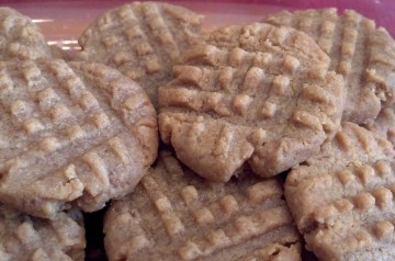Easy Bake Oven Choco-Peanut Butter Cookies