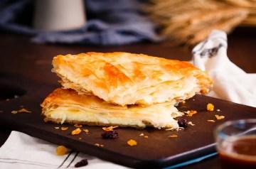Elaine's Cheese Pie Royale