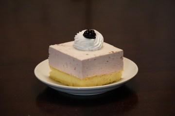 Blackberry Silk Pie