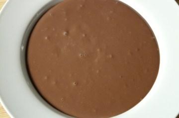 Dad's Homemade Chocolate Pudding