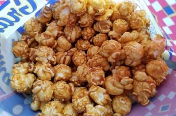 Easy Bake Oven Caramel Corn