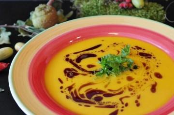 A+ Potato-Cheese Soup