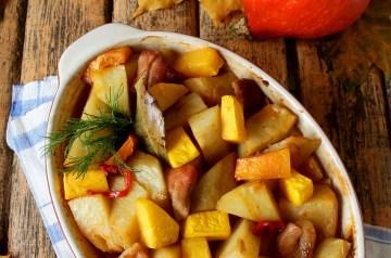 Tasty Roast Pumpkin