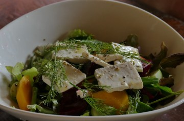 Cold Dill Pea Salad