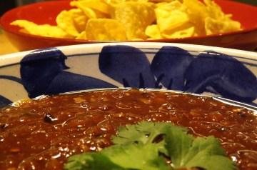 Yummy Salsa Appetizer