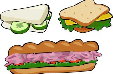 Ham Sandwich Salad