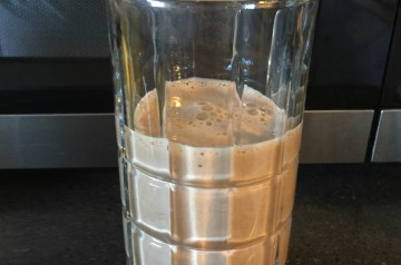 Power-Boosting Chocolate Shake