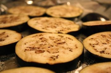 Eggplant (Aubergine) Quesadillas