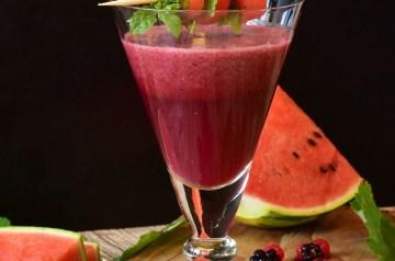 Summer Melon Smoothie