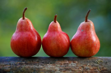 Baked Fresh Pears