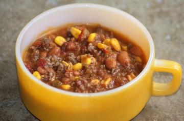 Quick 'n Healthy Vegetarian Taco Soup