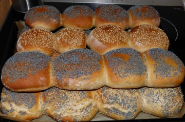 Orange and Poppy Seed Quick Bread