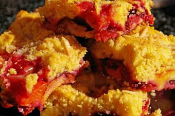 Pumpkin - Gingerbread Streusel Cake