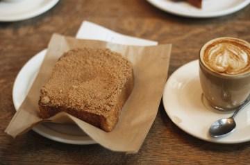 Easy Breakfast Toast
