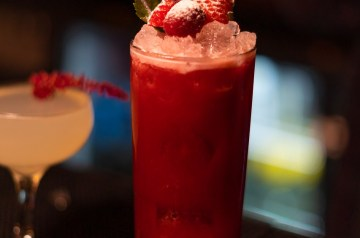 Strawberry  Adult Drink!!!
