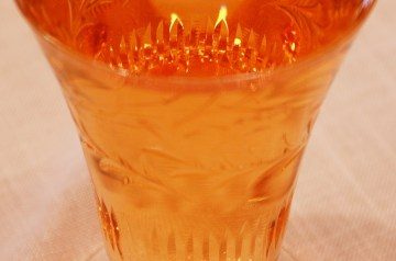 Roasted Fruits in Cider