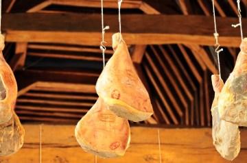 Cherry Dijon-Glazed Ham