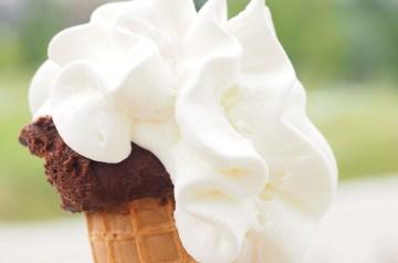 Chocolate Ice Cream - Almost